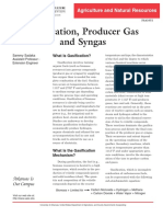 Gasifier w