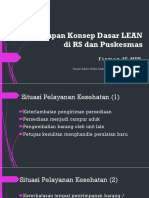 Firman - Penerapan Lean Di RS Dan PKM