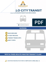 Amarillo transit presentation