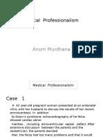 [kuliah 1] PROFESIONALISME KEDOKTERAN 2012.pptx