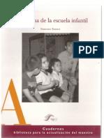 17 Tonucci La Reforma Escuela Infantil