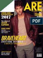 Filmfare - January 25, 2017