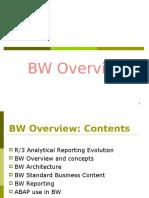 SAP-BW Introduction