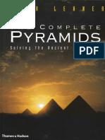 The Complete Pyramids - Mark Lehner