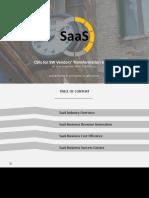 SaaS Transition Success Factors-GSIP