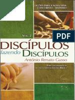 Discípulos Fazendo Discípulos Vol. 2