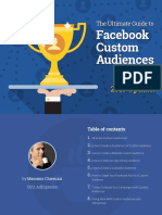 Facebook Ads Custom Audiences Guide 2