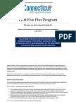 First Five Summary Analysis  CT DECD