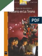 Beatriz García-Huidobro - El Misterio en La Tirana