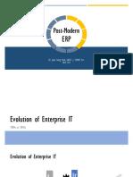Post Modern ERP