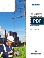 Engineer's Guide to Level Measurement for Power and Steam Measurement