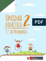 Unidad de Aprendizaje Tercero Primaria