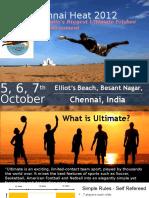 Chennai Heat 2012 Presentation