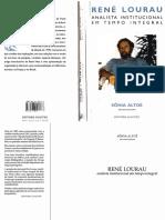 Rene Lourau Analista Institucional Em Tempo Integral Altoe Org2