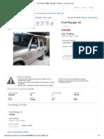 Ford Ranger Xlt 2006 - Año 2006 - 117000 Km - En Mercado Libre