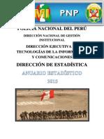 Anuario Pnp 2015 Direst Publicacion