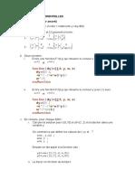 Tp4 Equations Differentielles