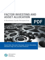 Factor Investing and Asset Allocation
