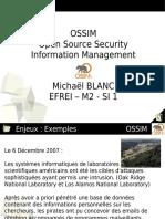 EFREI - M2 - Groupware - Michael BLANC - OSSIM.pdf