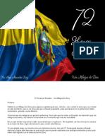 72 Horas en Ecuador Un Milagro de Dios