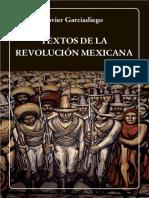 Javier Garciadiego Textos de la Revolución Mexicana