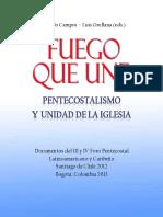 Pentecostalismo y Unidad de La Iglesia - Bernardo Campos