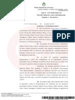 Cerraron una causa contra Macri por la emisión de Lebac y deuda externa