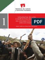 La Violencia en Los Conflictos Sociales Desde Un Enfoque de Derechos Humanos
