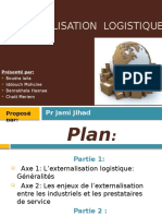 02 - Exposé 2016 - Externalisation Logistique (1)