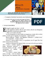 Hora Santa Con San Pedro Julián Eymard .La Presencia Real. (7)
