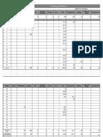 tracking worksheet