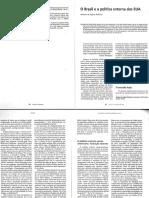 PI 098 - Patriota, Antônio de Aguiar. o Brasil e a Política Externa Dos Eua [2008]