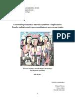Conversión Pentecostal Femenina - Alessandra Morió