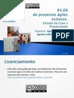 Villena - 84,6 de Proyectos Ágiles Exitosos