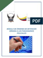 Módulo de Órdenes de Detención Dirigido a Los Funcionarios Policiales_modificado01102016
