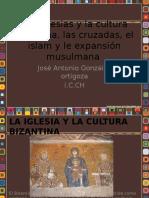 Las Iglesias y La Cultura Bizantina, Las