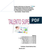 Talento Superior