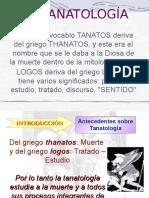 Tanatologia Legal
