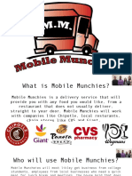 mobile munchies power point
