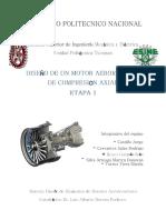 Diseño parametrico de un motor