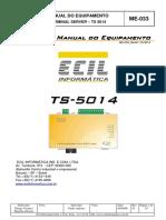ME-033_Rev01-TS-5014 - Terminal server
