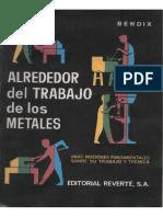 Alrededor Del Trabajo de Los Metales_REVERTE