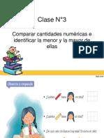 Clase 3 Matematicas