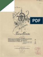 Carreño, Teresa - Mi Teresita (Little Waltz)