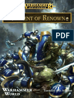 AoS Regiment of Renown FINAL