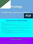 biotechnology project