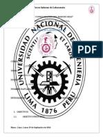 Informe 3 de Quimica 2 FIA UNI