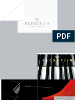 Bechstein Piano Catalogue