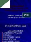 27 Set La Funcion Publica y El Acto Administrativo (1)