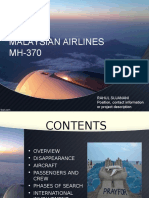 Sgd Seminar Mh370 Air